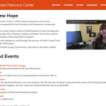 New Hope Resource Center – Website